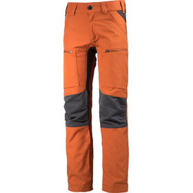 Lundhags Jr Lockne Pant Bronze/Tea Green